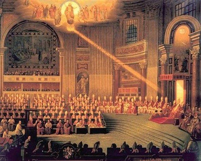 """IL CREDO; Capo X; Del Nono Articolo: """"Credo la Santa Chiesa Cattolica, la Comunione dei Santi""""; Parte 2"""