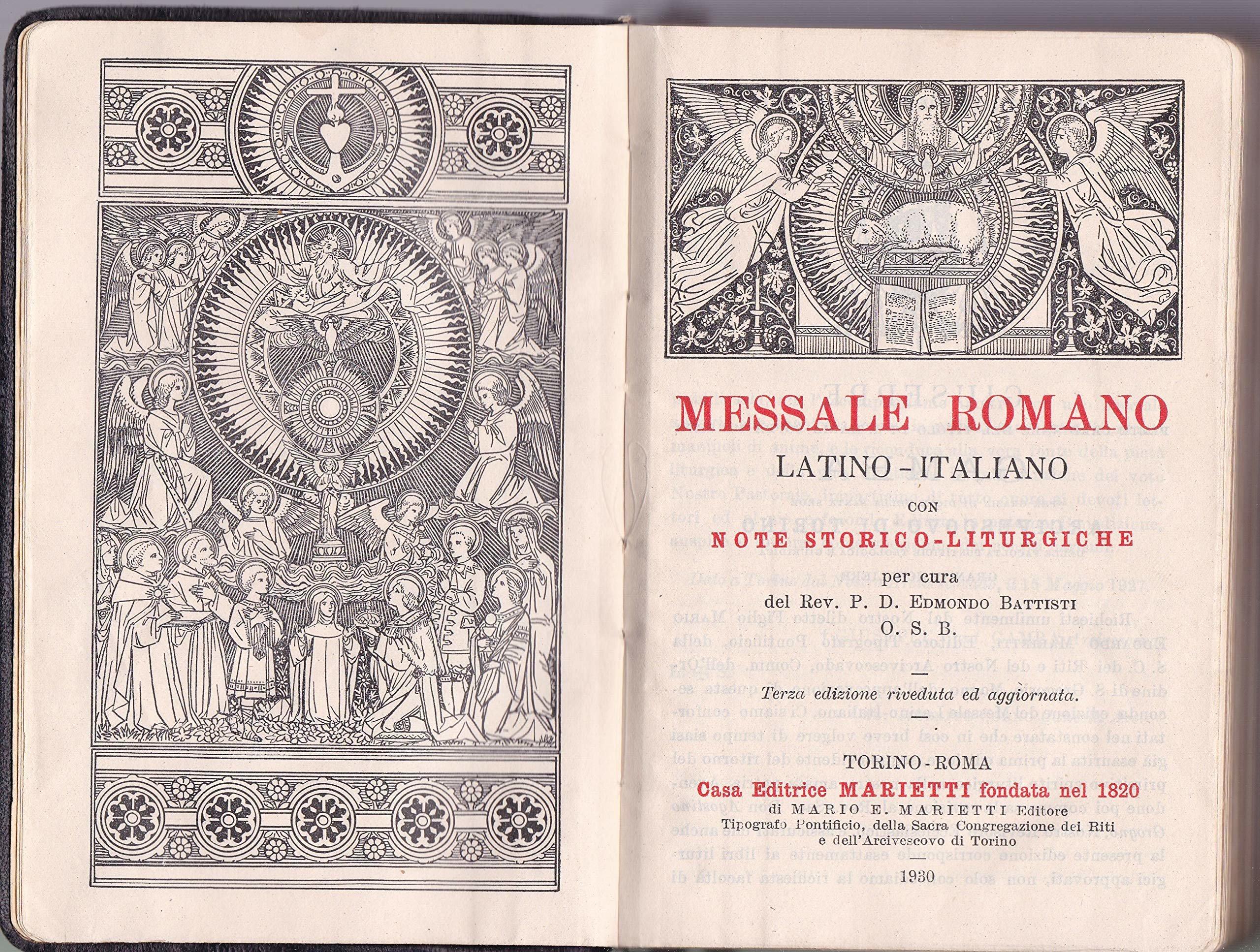 L'inarrivabile messaggio della lingua latina nella Sacra Liturgia