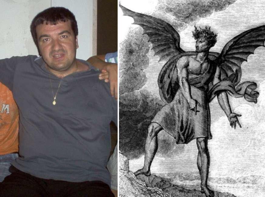 SATANA ESISTE - don Antonio Mattatelli