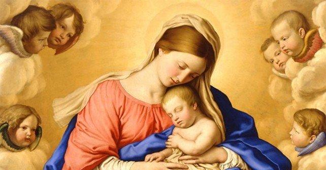 Santa Maria: vera Madre di Dio e Immacolata sempre Vergine
