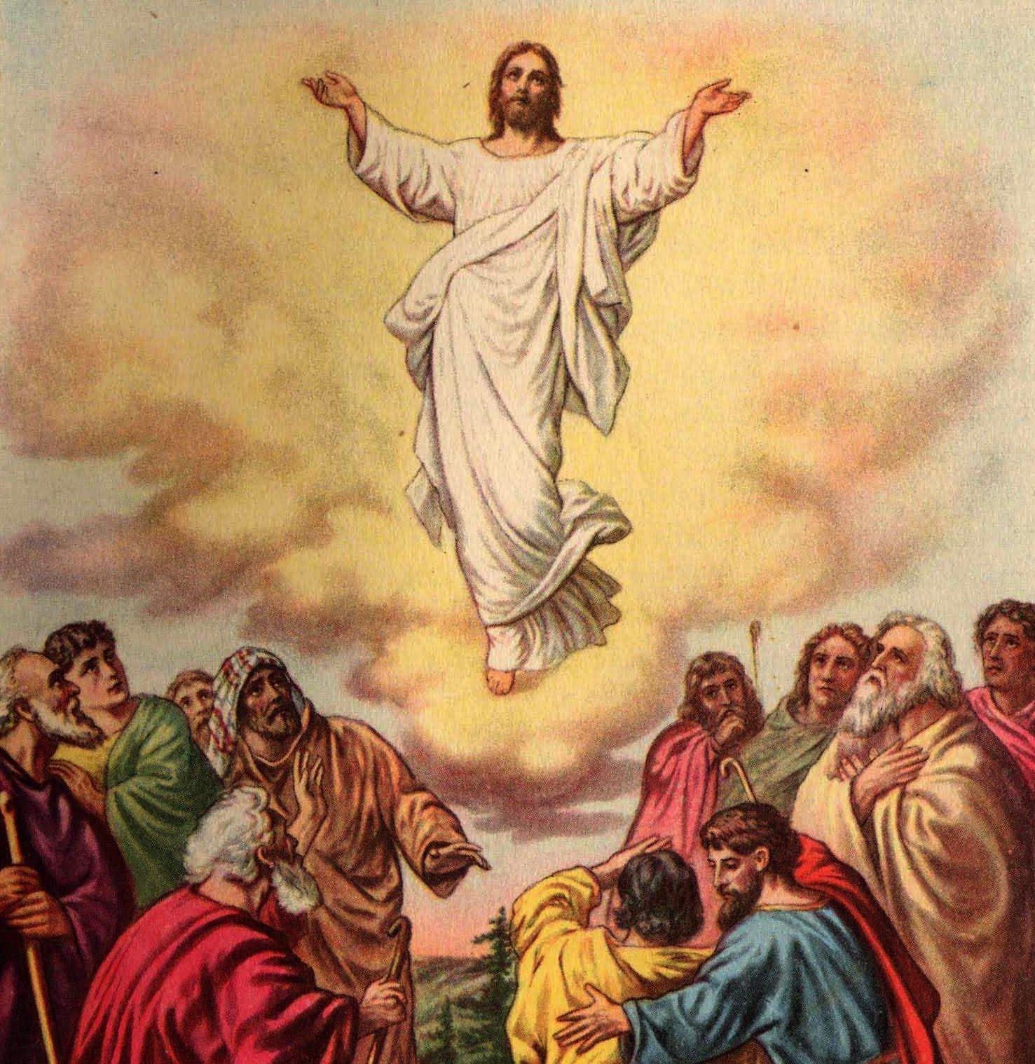 """IL CREDO; Capo VI; Del sesto articolo: """"Salì al cielo, siede alla destra di Dio Padre onnipotente"""""""