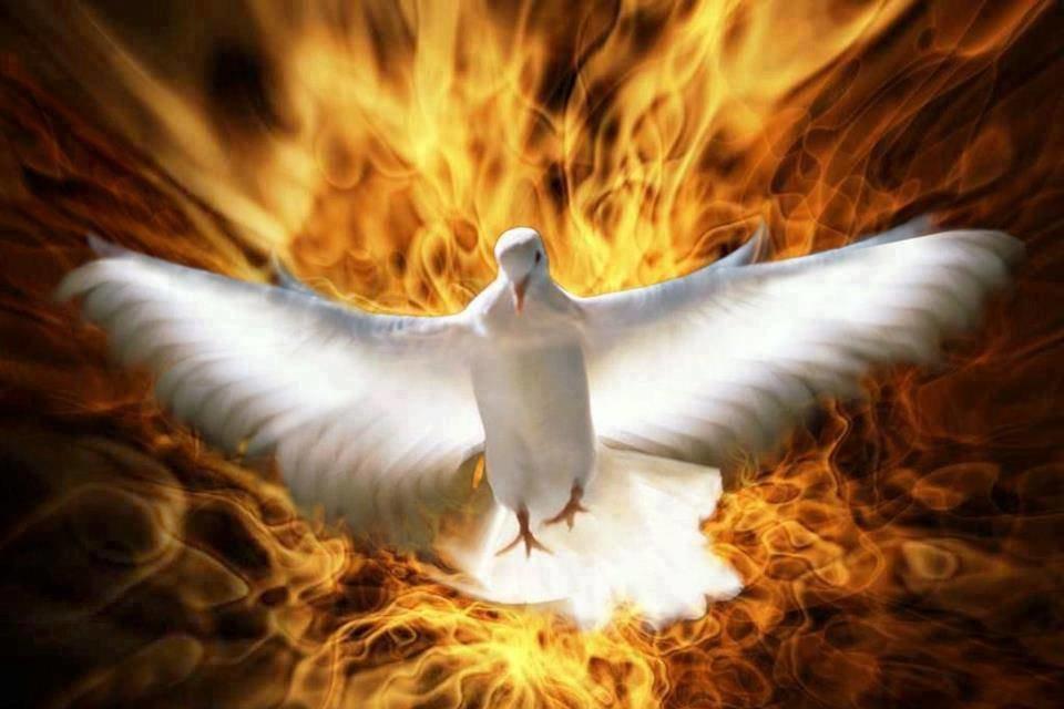 """IL CREDO; Capo IX; Dell'ottavo articolo: """"Io credo nello Spirito Santo"""""""