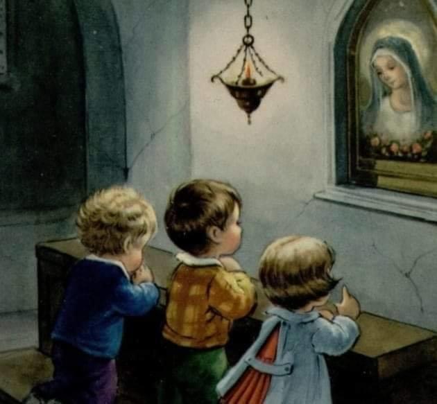 CATECHISMO DELLA DOTTRINA CRISTIANA; Parte seconda; DELL'ORAZIONE; CAPO I; DELL'ORAZIONE IN GENERALE