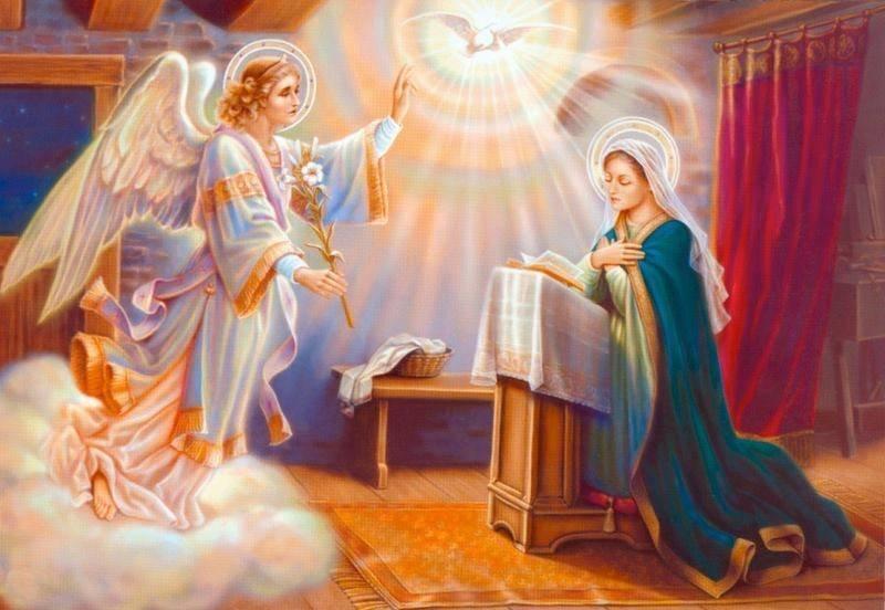 """CATECHISMO DELLA DOTTRINA CRISTIANA; CAPO III; Dell'""""Ave Maria"""""""