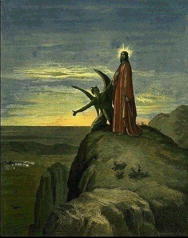 """CATECHISMO DELLA DOTTRINA CRISTIANA; DELL'ORAZIONE; Capo II; 7. Della sesta petizione: """"E non c'indurre in tentazione"""""""