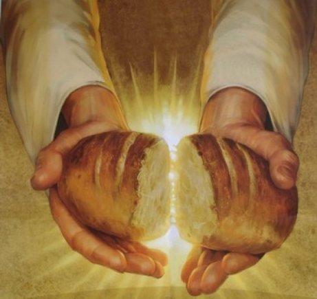 """CATECHISMO DELLA DOTTRINA CRISTIANA; DELL'ORAZIONE; Capo II; 5. Della quarta petizione: """"Dacci oggi il nostro pane quotidiano"""""""
