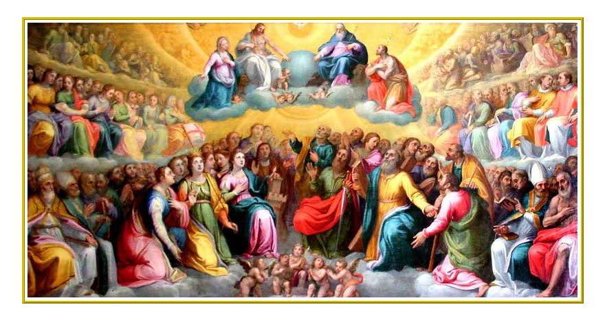 CATECHISMO DELLA DOTTRINA CRISTIANA; PARTE SECONDA; CAPO IV; Dell'invocazione dei Santi
