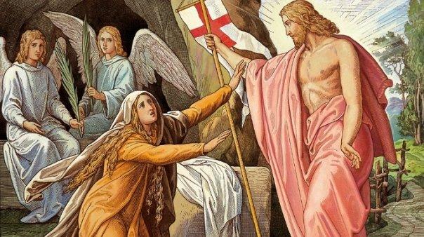 CATECHISMO DELLA DOTTRINA CRISTIANA; DELLA PASQUA DI RISURREZIONE