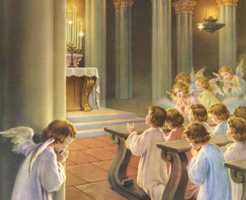 CATECHISMO DELLA DOTTRINA CRISTIANA; CAPO IV; 1. Dei precetti della Chiesa in genere