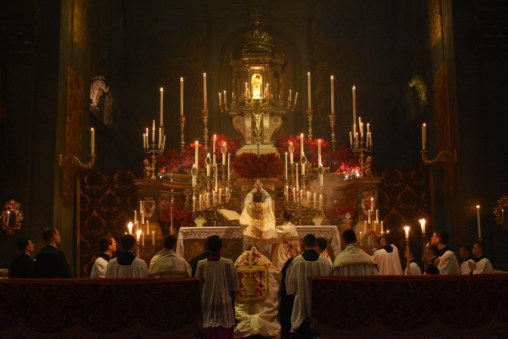 """CATECHISMO DELLA DOTTRINA CRISTIANA; Parte terza; CAPO IV; 2. Del primo precetto della Chiesa: """"Udir la Messa tutte le domeniche e le altre feste comandate"""""""