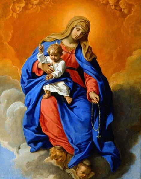 La storia di Re Alfonso ci insegna la straordinaria importanza di promuovere la preghiera del Rosario anche mostrandolo in pubblico, e le grazie che in tal modo si ottengono anche quando la propria condotta di vita risulta negligente rispetto alla devozio