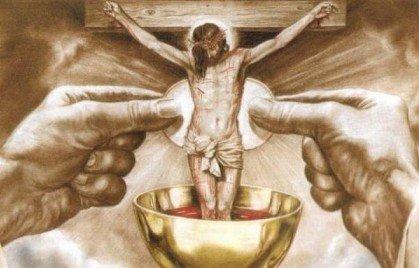 """CATECHISMO DELLA DOTTRINA CRISTIANA; Parte IV; CAPO IV: """"Dell'Eucaristia""""; 1. - Della natura di questo sacramento e della presenza reale di Gesù Cristo nel medesimo."""