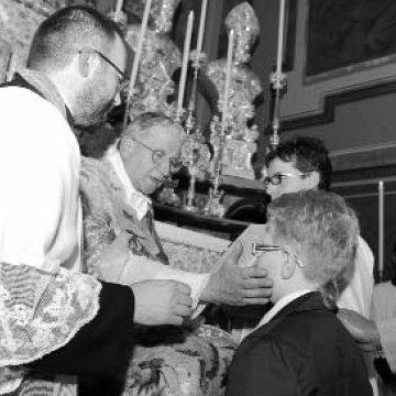 CATECHISMO DELLA DOTTRINA CRISTIANA; Parte IV; CAPO III: Della Cresima o Confermazione