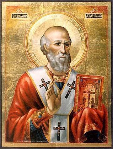 Sant'Atanasio ai cristiani che soffrivano sotto l'eresia ariana che era dilagata nella Chiesa Cattolica. Parole limpide anche per i fedeli del nostro tempo, spesso perseguitati all'interno della stessa Chiesa.