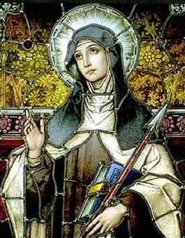 Santa Teresa d'Avila Sublime modello di amore totale per Cristo e di vita religiosa in spirito cavalleresco