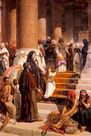 Presentazione al Tempio della Beata Sempre Vergine Maria