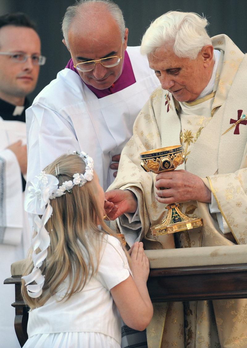 L'Eucaristia è veleno, se....