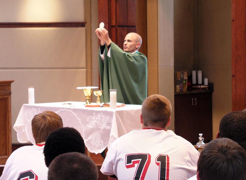 """""""Il mio tumore? Un'offerta per le vittime degli abusi del clero"""" P. John Hollowell."""