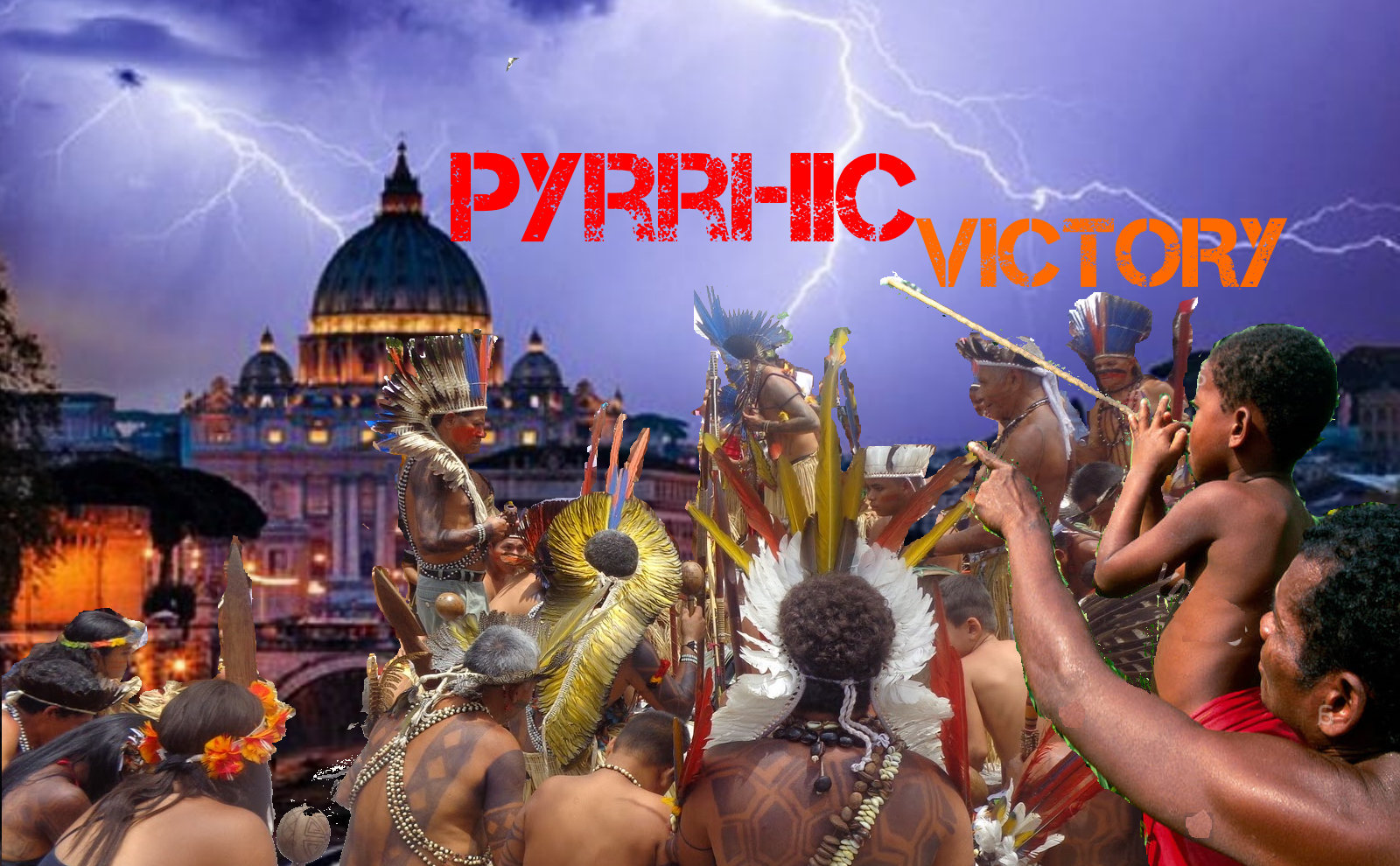 Querida Amazzonia? A Pyrrhic victory