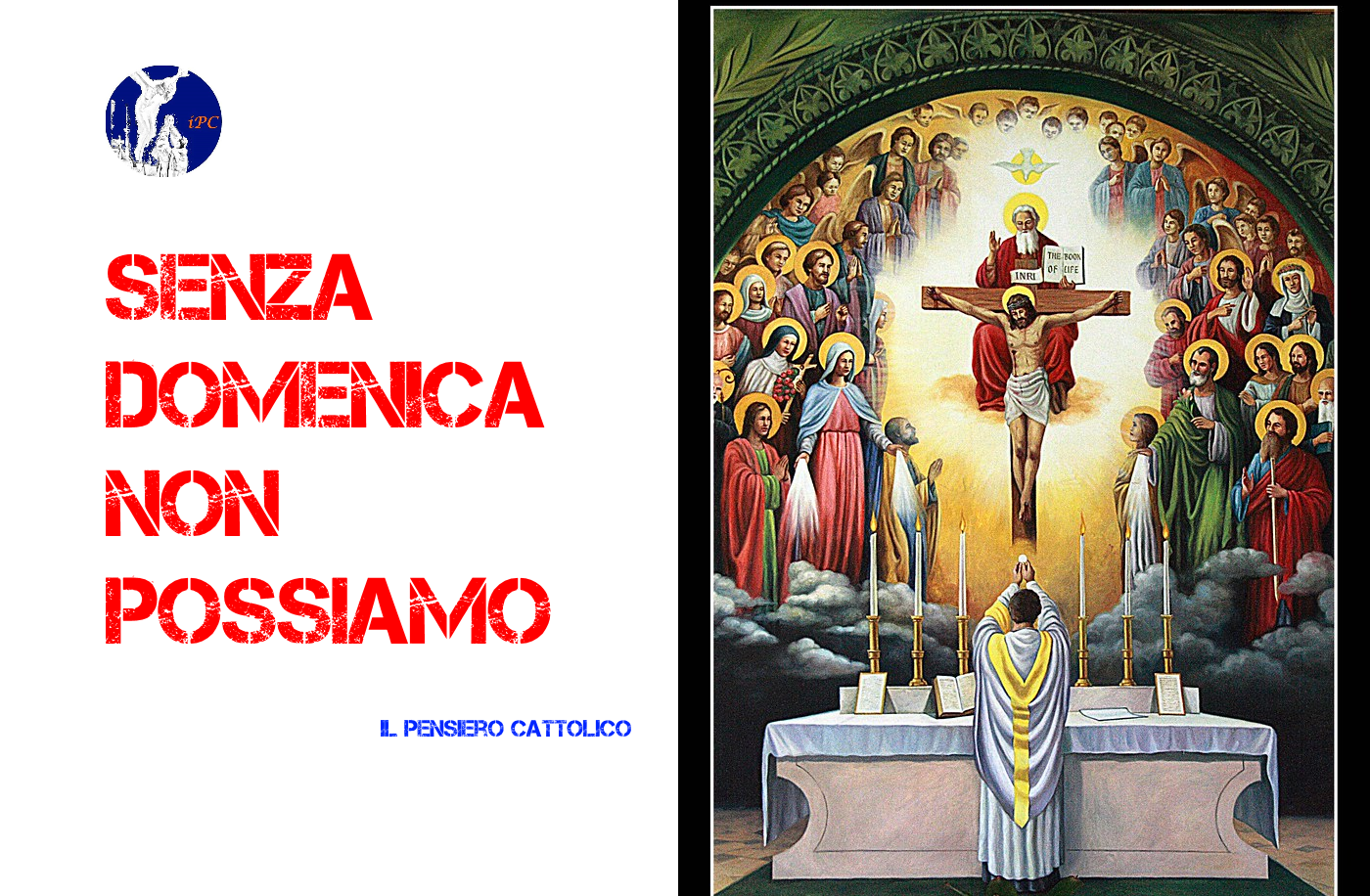 """L'Esorcista P. Malfer: """"L'Eucaristia salva il mondo, altro che sospendere le Messe!"""""""