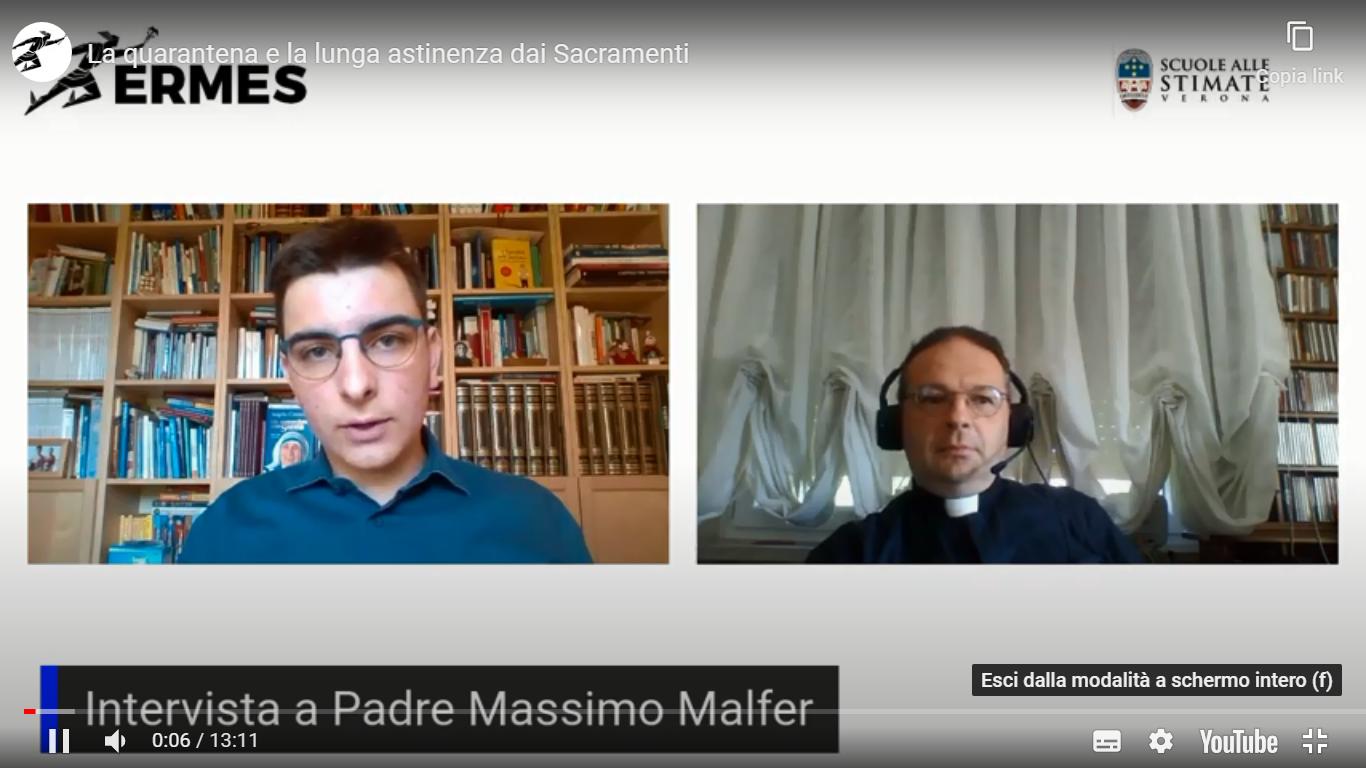 La quarantena e la lunga assenza dei Sacramenti, l'esorcista p. Malfer risponde