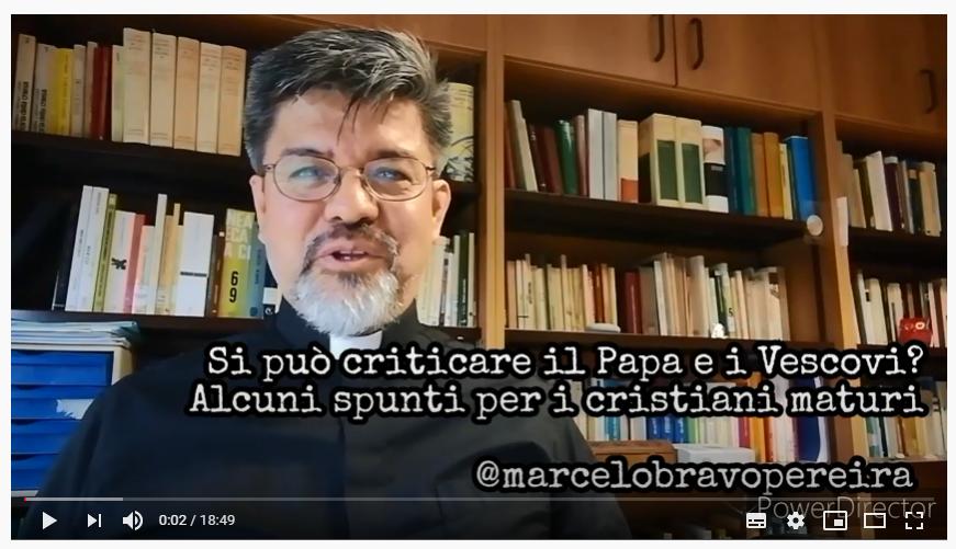 """E' lecito """"criticare"""" il Papa ed i Vescovi? Qual è la maniera corretta?"""