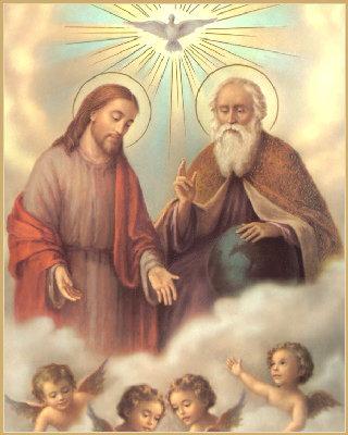 Della festa della Santissima Trinità