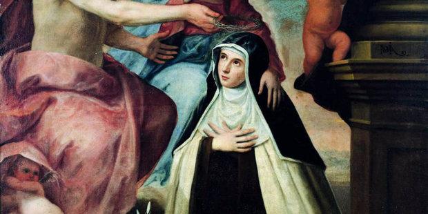 Santa Maria Maddalena de Pazzi e il Preziosissimo Sangue di Gesù